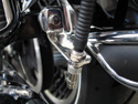 Antenna - CB Low Mount Relocation Kit for 2009-2013 Harley-Davidson Touring Models