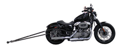 Drag Bracer Bars® H-D Nightster, Sportster 883/1200 Custom/72