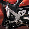 Electric Speed Shifter Kit - Suzuki Hayabusa GSX1300R  1999-2007